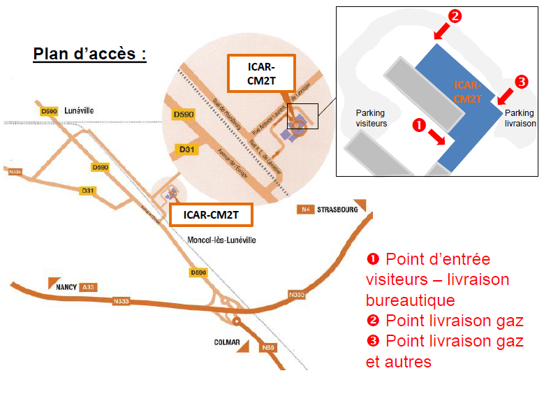 Protocole sécurité ICAR-CM2T